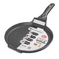 Сковорода блинная 25 см Blaumann Gray Granit Line 3035