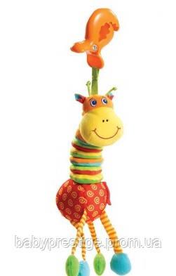 "Игрушка на коляску Tiny Love ""Дрожащий жираф"""