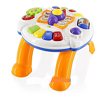Детский игровой центр развивающий столик многофункциональный BB329