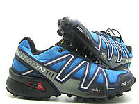Кроссовки  Salomon Speedcross 3 Blue M06  кроссовки мужские