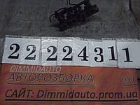 Всасывающий коллектор с форсунками мотора Рено Кангу 1,4б 1998р.