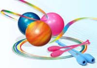 предметы для художественной гимнастики
