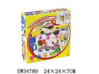 Тесто для лепки, Open an ice cream store 8520. Набор для творчества. Пластилин и масса для лепки.