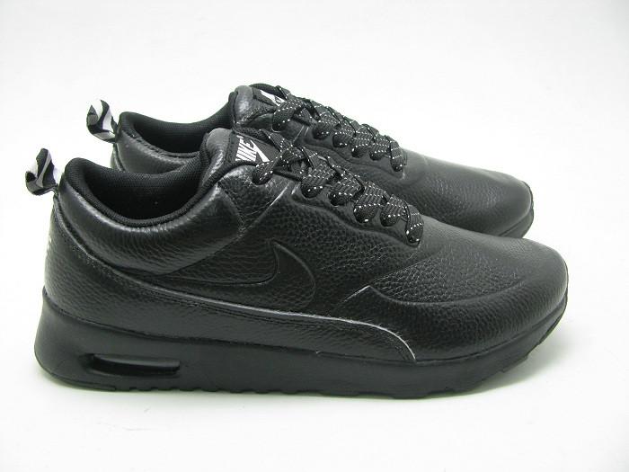 Кроссовки мужские Nike air max 90 Ultra leather black - Интернет-магазин