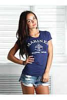 Трикотажные футболки