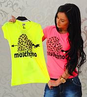 Недорогие женские футболки