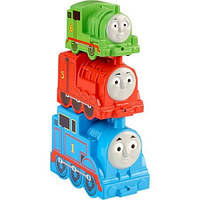 Fisher-Price Томас и его друзья Складывающиеся блоки-паровозики My First Thomas The Train