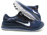 Кроссовки беговые Nike Free Run 3.0 V6 Dark blue