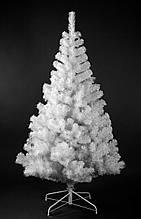 Штучна новорічна ялина Білосніжка 130 см, волосінь пвх італія