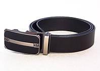 Брючный ремень JK кожаный, фото 1