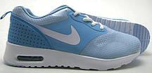 Кроссовки женские Nike Tavas 2 light blue . кроссовки женские, кроссовки nike