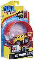 Автомобиль инерционный мини-Хаммер Max Mini Haulers желтый