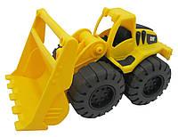 Погрузчик CAT Мини-строительная техника 17 см Toy State (82013)