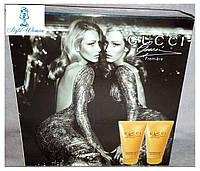 Подарочный набор Gucci Gucci Premiere, парфюмированый гель для душа и лосьон для тела женский, 200мл