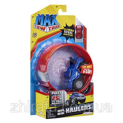 Автомобиль инерционный мини-грузовик Max Mini Haulers синий