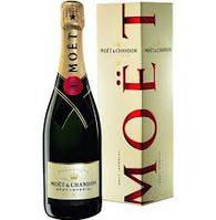 Шампанское  Моет Шандон брют 0,75л Moet Chandon