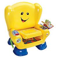 Волшебный стул-кресло Fisher-Price с технологией Smart Stages