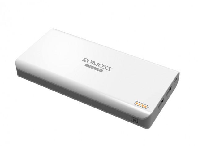 Зарядное устройство Romoss 20000 mAh