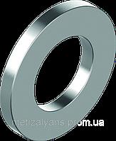 Шайба DIN 433 плоская узкая 10 (EN ISO 7092), (ГОСТ 10450-78), фото 1