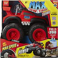 Мощный джип на батарейках Max Power красный
