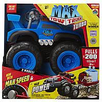 Мощный джип на батарейках Max Power синий