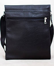 Кожаная мужская сумка Philipp Plein  27*33см, фото 2