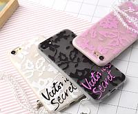 Силиконовые чехол Victoria Secret для IPhone 7/7S, фото 1
