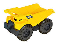 Самосвал CAT Строительная бригада 25 см Toy State (82021)