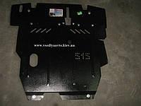 Защита картера двигателя на Mitsubishi Lancer IX с 2003-2007 гг.