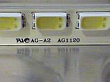 Світлодіодні LED-лінійки (стрінги) LG Innotek V6 32INCH HD -TYPE Rev 0.0 (матриця LC320EXE-SDN6)., фото 5