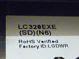 Світлодіодні LED-лінійки (стрінги) LG Innotek V6 32INCH HD -TYPE Rev 0.0 (матриця LC320EXE-SDN6)., фото 10