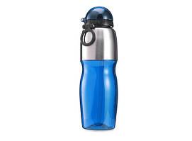 Бутылка (Фляга) спортивная 800 мл. Синяя