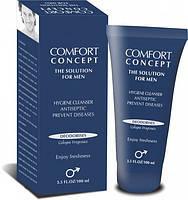 Мужской гель для интимной гигиены с противогрибковым и антибактериальным эффектом Comfort Concept (Индия)