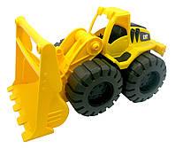 Погрузчик CAT Строительная бригада 25 см Toy State (82023)