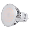 Лампа светодиодная ECO MR16 софит 7Вт 230В 3000К GU5.3 IEK (2 года гарантии)