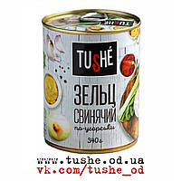 Консервы Tushe. Зельц (тушенка) (340грамм)