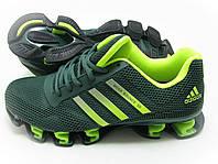 Мужские кроссовки Adidas Bounce green