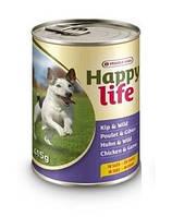 VERSELE-LAGA Happy Life - с кусочками курицы  0,415 kg