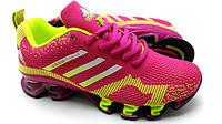 Кроссовки женские Adidas Bounce pink