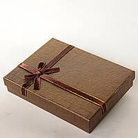 Подарочная коробочка для украшений Fandy большая прямоугольная 12 шт.