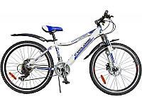 """Подростковый велосипед CYCLONE ULTIMA DISK 24"""""""