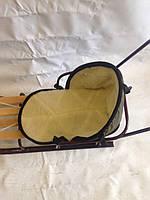 Меховой чехол на сидение  (САНКИ)