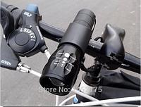Фонарик с креплением для велосипеда