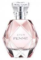 Парфюмерная вода женская Femme Avon, эйвон (фэм), 11052, 50 мл