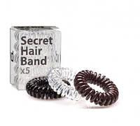 Secret Hair Band Силиконовые резинки для волос id HAIR (Швеция)