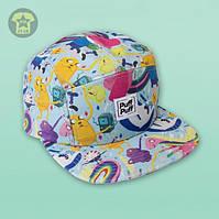Кепка ( бейсболка, снепбек ) Puff-Puff - Adventure Time Snapback ( разные цвета )