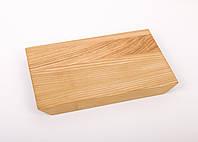 Блюдо ГЕТА (доска для суши) деревянное 21х12х2 см