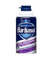 Пена для бритья Barbasol Extra Moisturizing Экстра увлажнение 283г