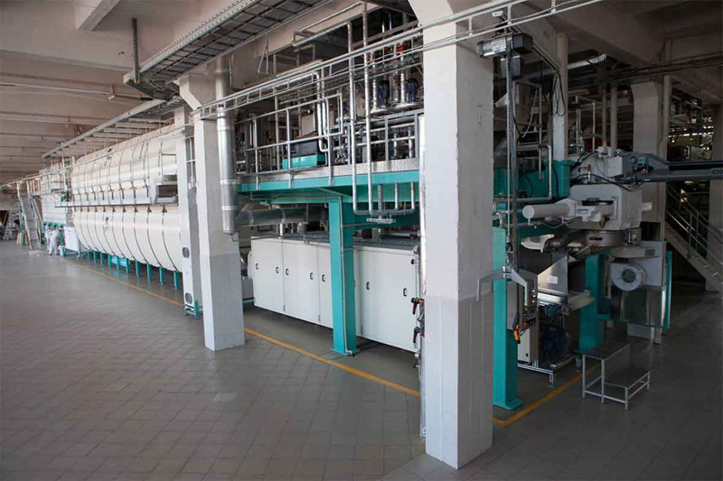 Производство макарон цена - OOO «Металл Комфорт Сервис»  в Одессе