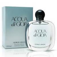 Парфюмированная вода для женщин Giorgio Armani Acqua di Gioia(купить женские духи джорджио армани аква диджио)